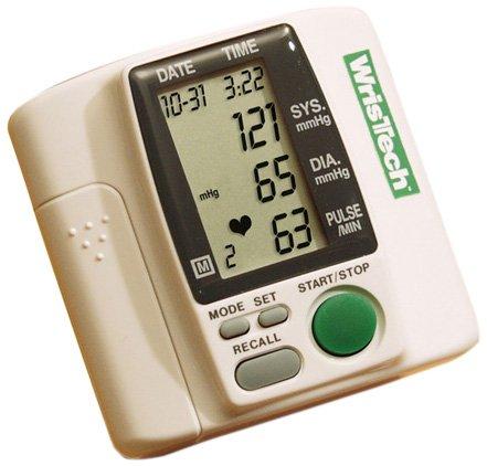 Amérique du Nord Santé TV3649 Wristech Blood Pressure Monitor