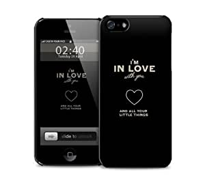 one direction in love iPhone 5 / 5S protective case