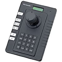 Cop Security 15-AU50EH 3-Axis PTZ Joystick Keyboard Controller (Black)