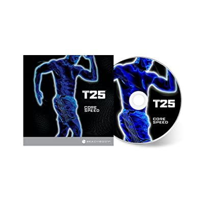 Shaun T's FOCUS T25 CORE SPEED DVD Workout from Beachbody Inc.,