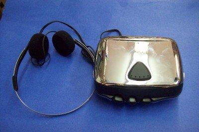 Reproductor de Cassette estéreo cinta agenda Suntone rr4200