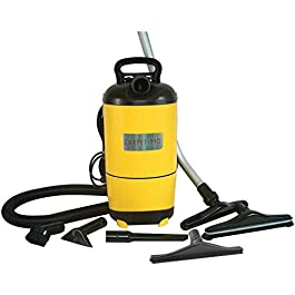 Carpet Pro SCBP-1 Commercial Backpack Vacuum – Corded