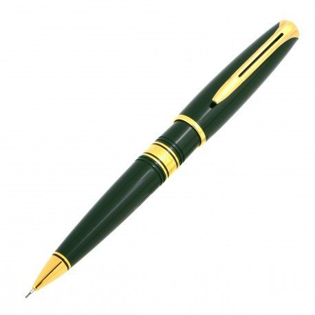 Waterman - Charleston – Green GT Pencil, Gold Trims, Twist Mechanism.
