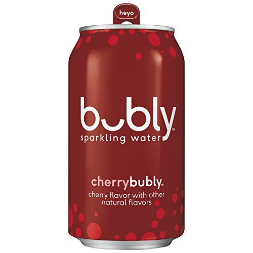bubly Cherry Sparkling Water 18-Pack Only $5.01