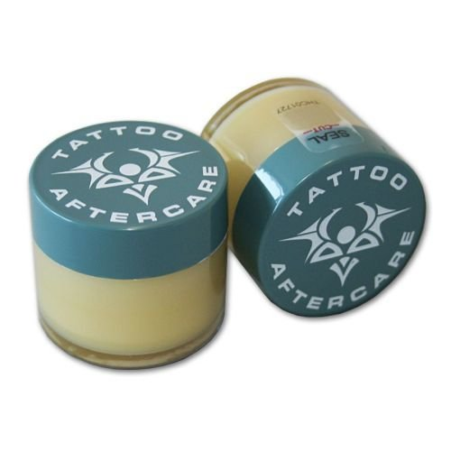 Tattoo Aftercare by The Aftercare Company for Fresh / New Tattoo Care (10g Single Pot)