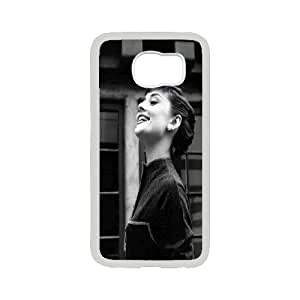 High Quality -ChenDong PHONE CASE- For Samsung Galaxy S6 -Audrey Hepburn Pattern-UNIQUE-DESIGH 14