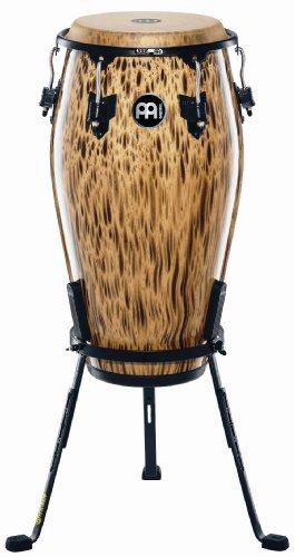 Meinl Percussion MCC1134LB Marathon Classic Designer Series 11 3/4-Inch Conga, Leopard Burl ()