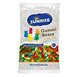 Sunrise Gummi Bears, 5 Pound -- 6 per case.