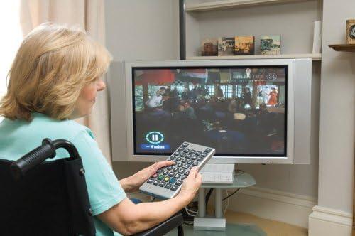 NRS Healthcare M08790 - Mando gigante para televisor: Amazon.es: Salud y cuidado personal