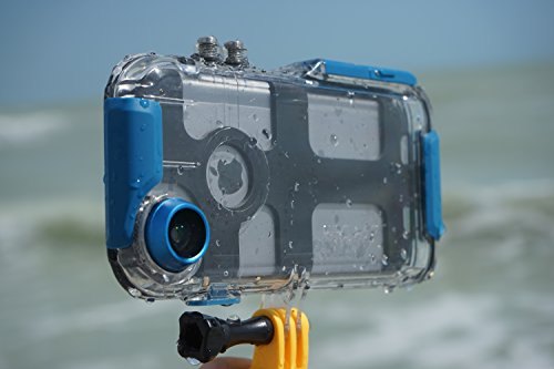 ProShot Touch Waterproof and GoPro Mountable Case for iPhone 7 and 8