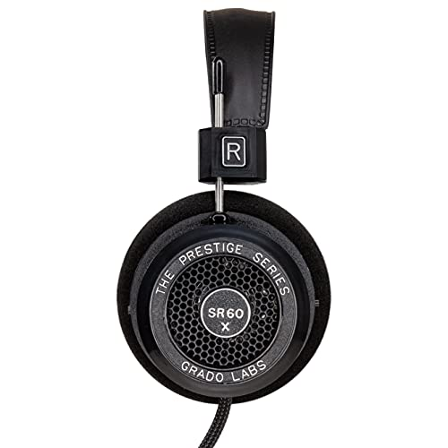 GRADO SR60x Prestige Series Wired Open Back Stereo Headphones