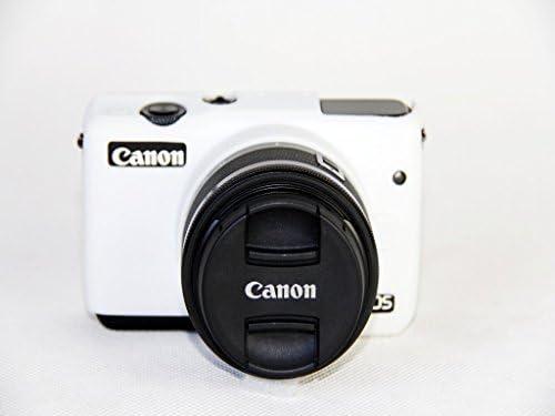 Zakao - Funda de silicona para cámara Canon EOS M10 (ligera ...