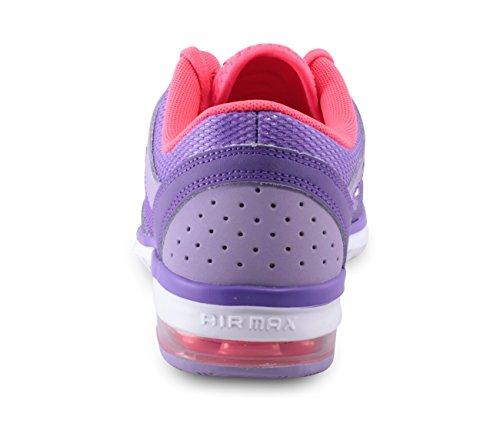 Nike Air Max Fit Damen Hallenschuhe prpl vnm/white-urbn llc-lsr cr