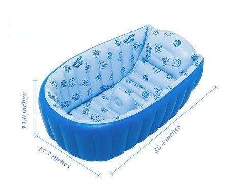 Hhobake Inflatable Baby Bathing Tubs ...