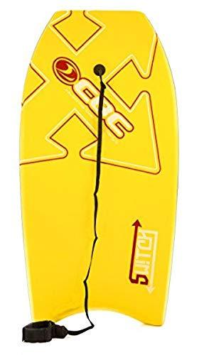 California Board Company Switch Bodyboard (36-Inch, Yellow) by California Board Company