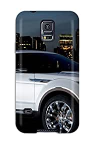 Janice K. Alvarado's Shop Best Scratch-free Phone Case For Galaxy S5- Retail Packaging - Land Rover Lrx Concept 2011 2 9494161K44368881