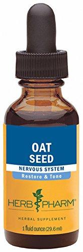 Herb Pharm 781781 Oats Seed Liquid Herbal Extract 1 Fl Oz