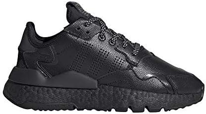 adidas Nite Jogger J Sneakers Nero EG5837 (39-1-3 - Nero)