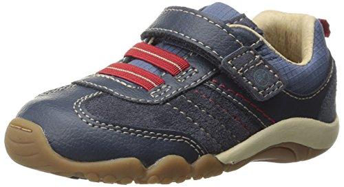 (Stride Rite SRTech Prescott Sneaker (Toddler),Blue,5 W US Toddler)