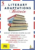Literary Adaptations Britain Collection - 5-DVD Set ( Orlando / Sons and Lovers / Tess / A Handful of Dust / The...