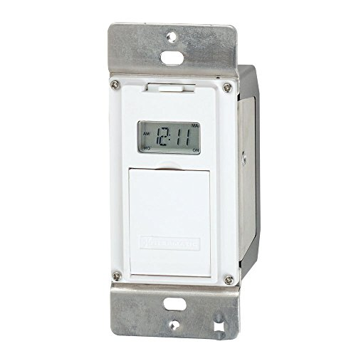Intermatic EJ500 Indoor Digital Wall Switch Timer Intermatic Indoor Digital Wall Switch Timer