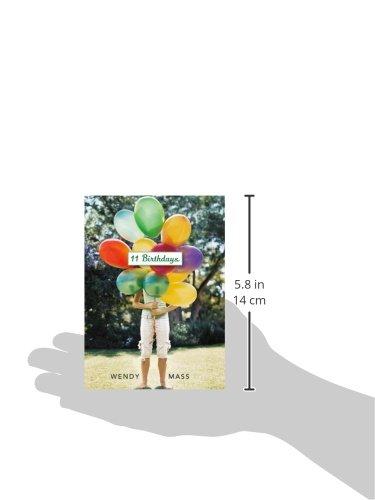 11 Birthdays - Audio by Brand: Scholastic Audio Books (Image #1)