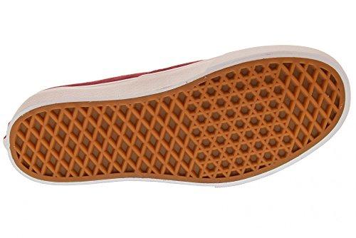 Vans Bordeaux Sports Pig Brand PLATFOR Women's Authentic Shoes Women's Colour Bordeaux Model Sports Shoes pT6Fpnag