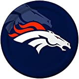 : Creative Converting 8 Count Denver Broncos Paper Dinner Plates