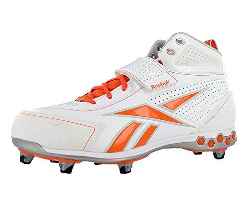Reebok Pro Thorpe Iii Hex Heren Voetbalschoenen Wit / Oranje