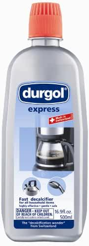 Durgol Universal Express Multipurpose Descaler/Decalcifier, 16.9 Fluid Ounce Bottle