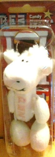 PEZ Barnyard Babies - Lamb Candy Dispenser/Keychain by Pez Candy (Pez Lamb Candy)