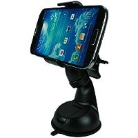 Neo Grab Green Alien 360 Smart Phone & GPS Holder (Black)
