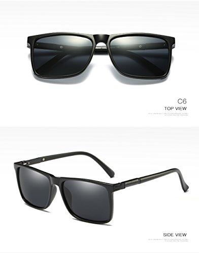 Gafas Sol C3 UV Polarizadas Protección Hombre 400 Mujer para De C2 Aviator para rFqSwr75