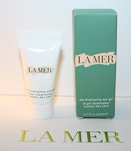 La Mer The Illuminating Eye Gel 0.17oz / 5ml (Deluxe Travel/Trial Size)