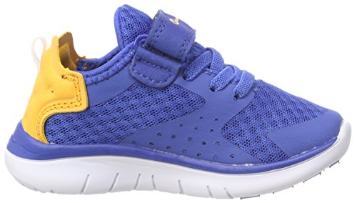 Champion Unisex-Kinder Low Cut Shoe Alpha Cloud B TD Laufschuhe Blau (Royal Blue BS036)