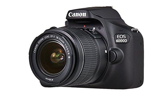 Canon EOS 4000D con obiettivo a soli €299