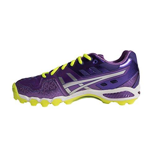 Femmes Chaussures Pour De 2 Violet Typhoon hockey Asics Gel Hockey c7qA8AIT