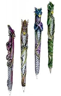 Individual or Multipack 20 Thai Tree Branch Twig Dragon Pencil