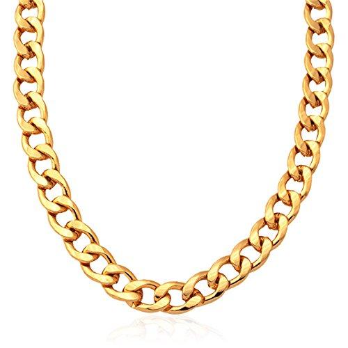 U7 Chain 11MM Cuban Necklace