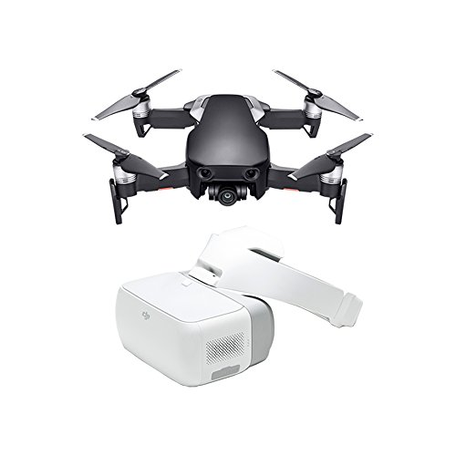 DJI Mavic Air Fly More Combo, & DJI Goggles (Onyx Black)