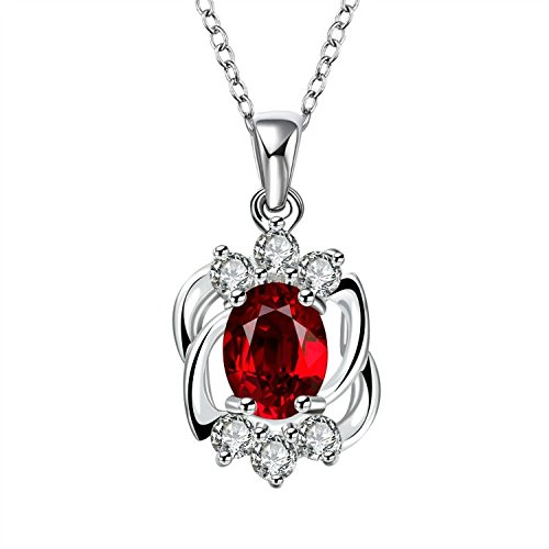 Godyce-Gemstone-Red-Yellow-White-Zircon-Necklace-Sterling-Silver-Plated-Jewelry-with-Gift-Box-205