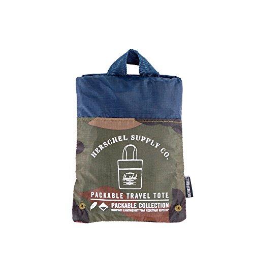 Mid Sutton Black Woodland Tote Co Volume Herschel Camo Duffle Red Navy Supply Bag BpqOII