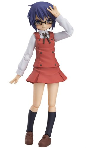 Good Smile Hidamari Sketch X Honeycomb: Sae Figma Action Figure