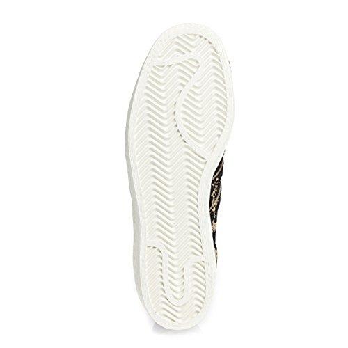 adidas Superstar 80s W, Women's Sneakers Leopard / Black