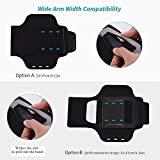 Lightweight breathable Cell Phone Armband for
