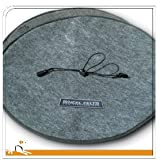 Kurgo Wheel Felts (TM) & Tire Rim Covers - Pack of 4