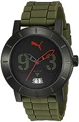 PUMA Unisex PU103571005 Deep Analog Display Quartz Watch