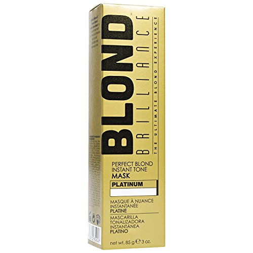 Blond Brilliance Platinum Instant Tone Mask (Brilliance Treatment Mask)