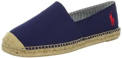 Polo Ralph Lauren Men's Mooretown Loafer, Navy, 7 D US