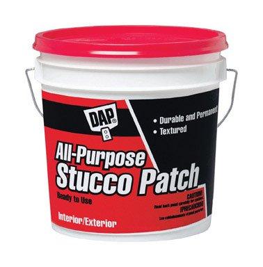 (DAP 60590 Stucco Patch Ap Rtu Ga Raw Building Material, White)
